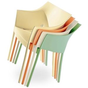 kartell dr no eetstoel. Black Bedroom Furniture Sets. Home Design Ideas